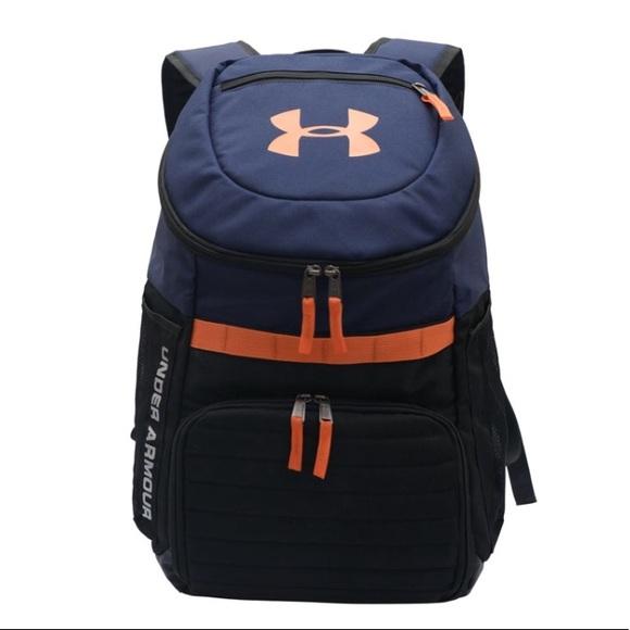 07baefc00cc7 NEW UA Under Armour undeniable Backpack Bag
